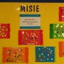 Prace plastyczne - grupa Misie 9-10.2020