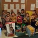 Podziękowania dla Dzieci i Rodziców za zbiórkę dla schroniska